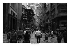 [ The delivery man ] (Marcos Jerlich) Tags: urban street architecture buildings windows downtown cityscape people walk walking agglomeration streetphoto city metropolitan world contrast flickr 7dwf february hmm monochromemonday bw blackandwhite bnw monochrome monday blancoynegro mono saopaulo brasil américadosul canon canont5i canon700d efs1855mm marcosjerlich
