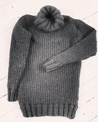 Heavy turtleneck wool sweater (Mytwist) Tags: woolfetish wool turtleneck knit fashion fair fetish design dublin style craft cozy chunkysweater bulky retro fisherman aranstyle aran irish