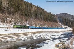 2018.02.20 | 2M62 0893 | Микуличин-Mykulychyn by Davee91 - 143 (Kyiv-Pas.-Vorokhta) www.youtube.com/watch?v=cZq9O_elN1E&t=355s