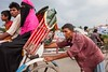 5D8_7680 (bandashing) Tags: keanebridge rickshaw street hijab burkah niqab push poor poverty transport sylhet manchester england bangladesh bandashing aoa socialdocumentary akhtarowaisahmed