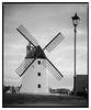 Lytham_RB67_delta-8 (D_M_J) Tags: lytham windmill wind mill landscape fylde coast north west lancashire uk film camera roll 120 medium format 6x7 mamiya rb67 180mm sekor ilford delta 100 pro kodak hc110 epson v850 vuescan black white bw blackandwhite mono monochrome