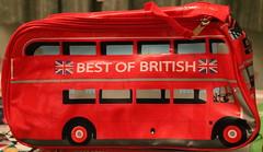 Bus Wash(bag) (SelmerOrSelnec) Tags: washbag novelty bus routemaster