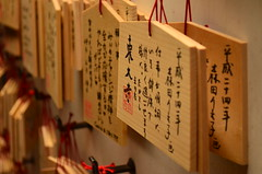 The wish wall in Todaiji temple (Jecika381) Tags: wish wall nara japan todaiji temple