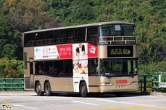 KMB Neoplan Centroliner N4026/3 12m (kenli54) Tags: kmb bus buses hongkongbus hongkong doubledeck doubledecker neoplan centroliner n4026 n4426 jr9475 ap 61m cummins kowloonmotorbus kowloonbus