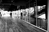 By departing from the place (pascalcolin1) Tags: paris13 homme man miroir mirrors reflets reflection lumière light photoderue streetview urbanarte noiretblanc blackandwhite photopascalcolin 50mm canon50mm canon