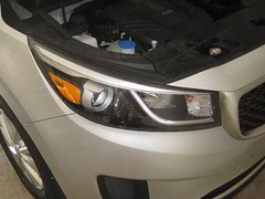 2015-2018 Kia Sedona Headlights - Changing Burnt Out Low Beam, High Beam, Front Turn Signal & Side Marker Light Bulbs (paul79uf) Tags: 2015 2016 2017 2018 kia sedona grand carnival minivan low beam high front turn signal side marker bulb bulbs lamp lamps burnt out change changing replace replacing replacement guide how directions tutorials shop service maintenance manual part number numero de parte como hacer cambiar bombillas