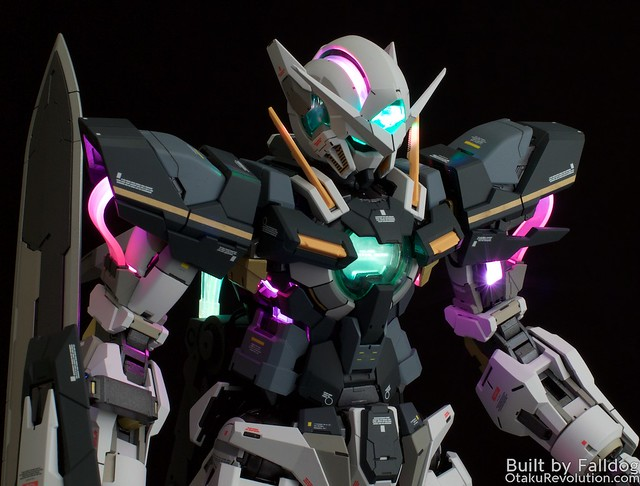 PG Exia - Completed Build 26 by Judson Weinsheimer