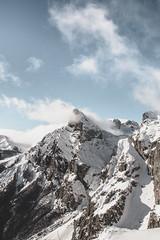 (Coral G. Granda) Tags: asturias asturies cantabria montaña montañas montain snow nieve fuentede