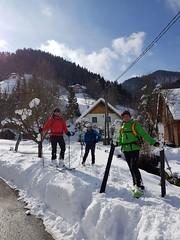 Blegos (Cristiano De March) Tags: scialpinismo slovenia neve inverno cristianodemarch