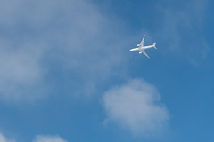 Bluesky (JarkkoS) Tags: 2470mmf28eedafsvr ay airline aviation cold d850 espoo finland finnair isovasikkasaari snow winter uusimaa fi