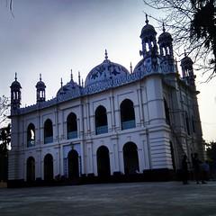Mosque of pagla bazar,sunamgonj,sylhet. (Jahnagir Rayhan) Tags: mosque mobilegraphy mosquepicture bangladeshi bangladesh bangali rayhanphotography sylhet pagla