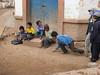 The international game of marbles... Maras - Cuzco (Lewitus) Tags: maras cuzco perú children games doorstep