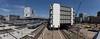 Moreelsebrug, Utrecht (Hans Westerink) Tags: utrecht nederland nl beatrixtheater station centraal stationsplein netherlands then now einst jetzt tram trein bus hanswesterink