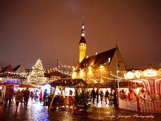 Tallinn, Christmas Market