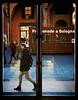 Promenade a Bologna (Renato Morselli) Tags: bologna promenade piazzaverdi teatrocomunaledibologna glance boy ragazzo camminare walking 2018