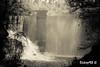 Barrage de Pont-Rolland Côtes d'Armor (Dicksy93) Tags: img2059 cascade barrage pont rolland gouessant fleuve côtier eau water river arbre tree noir et black bw bn monochrome filé extérieur outdoor morieux hillion côtes darmor 22 breizh bzh bretagne brittany france europe dicksy93 canon eos 7d efs1755mm f28 is usm