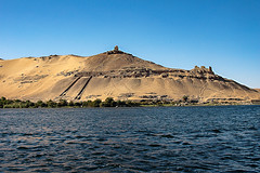 Assuan / Mausoleum of Aga Khan (ralf.st) Tags: ralfstamm ägypten 2004 sheyakhahoula aswangovernorate eg