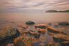 Llandudno (mclcbooks) Tags: wales llandudno ocean sea rocks beach water clouds landscape longexposure le