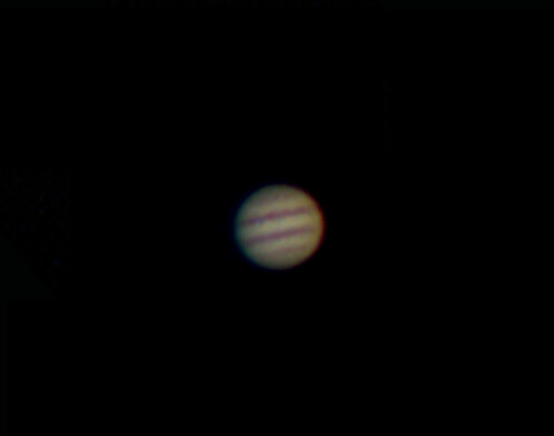Jupiter on February 5th