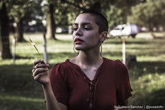 Angie Moncada (pusadolfo) Tags: 2018 argentina campestre carloskeen colores colors countryside estacion modelos models photoshoot product producto safaris sesion station train tren