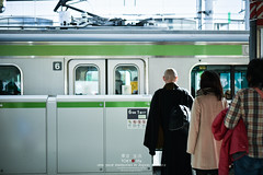 Tokyo Street Short (Pop_narute) Tags: tokyo japan train station life street travel transport people