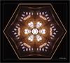Mandala; Alhambra, Spain (Dierk Topp) Tags: mandala alhambra spain churches analog slides