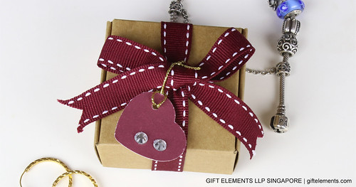 Valentine's Day Gift Wrapping Hack for Small Jewellery