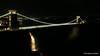 Clifton Suspension Bridge at night (ChristineGibbs) Tags: canon canon24105mm bristol avon river eos6 eos cliftonsuspensionbridge avongorge lights lighttrails bridge city