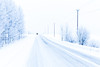 Icy road in Sänkimäki Tahko (VisitLakeland) Tags: road ice winter rural countryside forest nature snow tahko finland jää tie maantie auto sähköpylväs sähkölinja