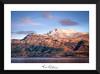 Ben Lomond (Ken Walker Photography) Tags: sun scotland highlands water trees sky lochlomond lake benlomond snow clouds