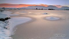 First light over Loch Ba (Mike Ridley.) Tags: lochba glencoe rannochmoor snow winter scotland sonya7r2 sonyfe1635f4 leefilters mikeridley nature sunrise scottishhighlands