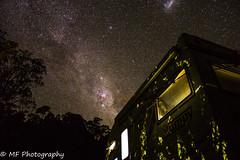 Window to the stars (Mick Fletoridis) Tags: stars starscape nightphotography nightsky motorhome camping summer milkyway astrophotography australia sonyimages sonya6300
