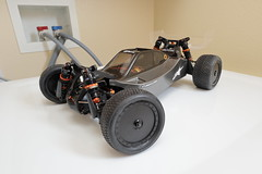 20180126_HBRacingD413_002 (khyzersoze) Tags: hot bodies hb racing 110 rc 4x4 4wd buggy offroad d413 exotek proline typer