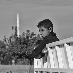 The boy from Şanlıurfa #11 (Streets.and.Portraits) Tags: şanlıurfa sanliurfa turkey boy blackwhite bw monochrome photography street portrait nikon d7200 tr