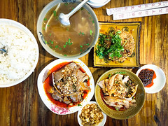 Nice Muslim Lunch - Chengdu, China (成都, 中國) (dlau Photography) Tags: chengdu china 成都 中國 muslimlunch muslim lunch 清真 travel tourist vacation visitor people lifestyle life style sightseeing 游览 遊覽 trip 旅遊 旅游 local 当地 當地 city 城市 urban tour scenery 风景 風景 weather 天氣 天气 中国 tasty 好吃 delicious 美味 savory cuisine 烹飪 夜宵 appetizer 开胃菜 開胃菜