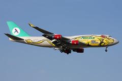 AeroSur  Boeing 747-443 CP-2603 (widebodies) Tags: madrid mad lemd widebody widebodies plane aircraft flughafen airport flugzeug flugzeugbilder aerosur boeing 747443 cp2603