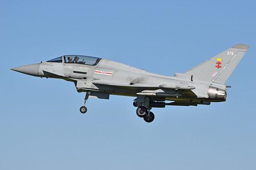 Eurofighter Typhoon T.3 'ZK379 / 379'
