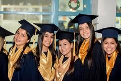 Diciembre, 18: Graduación Secundaria