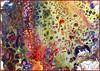 OCEAN FLOOR (KING JOHN 1) Tags: sea acrylic abstract water seabed multicolour multicolor bright bubbles awardtree