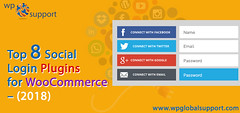 Top 8 Social Login Plugins for WooCommerce (shahrukhboby) Tags: social login plugins