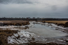 ice_in_stream-5_MaxHDR (old_hippy1948) Tags: aboiteaux dikes grandpre rain