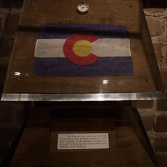 Colorado State Capitol ~ 6002 (@Wrightbesideyou) Tags: 07904610415 wrightbesideyou colorado coloradostatecapitol d750 denver moon nikon nikond750 usa simonpeterwrightbtinternetcom