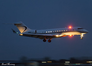 Rank Services Group Global Express XRS N18WZ