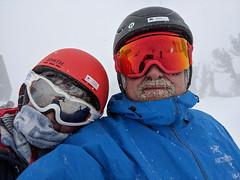 Blizzard skiing at Heavenly (stshank) Tags: heavenly levi sierranevada stephen skiing snow