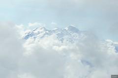 Le sommet du Mont Blanc 4810 m (Missfujii) Tags: