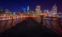 Pier 14 San Francisco Skyline (Simon Huynh) Tags: architecture cityscape city waterfront waterskyline pier14 embarcaero