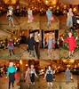 Last Year At The Pfister Hotel--Part Two (Laurette Victoria) Tags: composite montage laurette woman hotel milwaukee lobby pfisterhotel