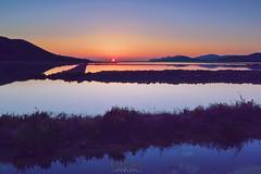 Sunset Ibiza... (elpitiuso) Tags: sunset ibiza sun landscape seascape colour lights eivissa sessalines