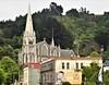 New Zealand. Port Chalmers. The United Church of Port Chalmers Presbyterian Parish Iona Church. (Anne & David (Use Albums)) Tags: newzealand dunedin portchalmers presbyterianchurch