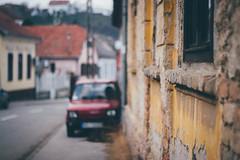 Peglica :) (freyavev) Tags: fiat fiat126 car retro oldtimer street sremskikarlovci srem vojvodina srbija serbia urban urbandetails vsco niftyfifty mikasniftyfifty 50mm canon700d canon